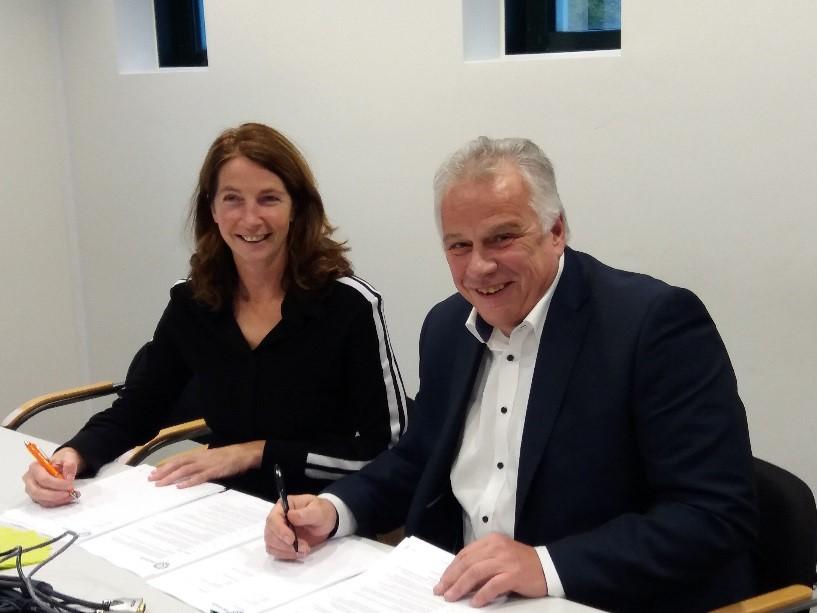 Samenwerking UMC Utrecht en Biga Groep wordt onderstreept
